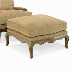 Century Century Chair Country French Ottoman