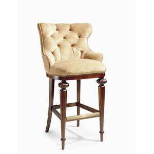 Century Century Chair Tufted Bar Stool
