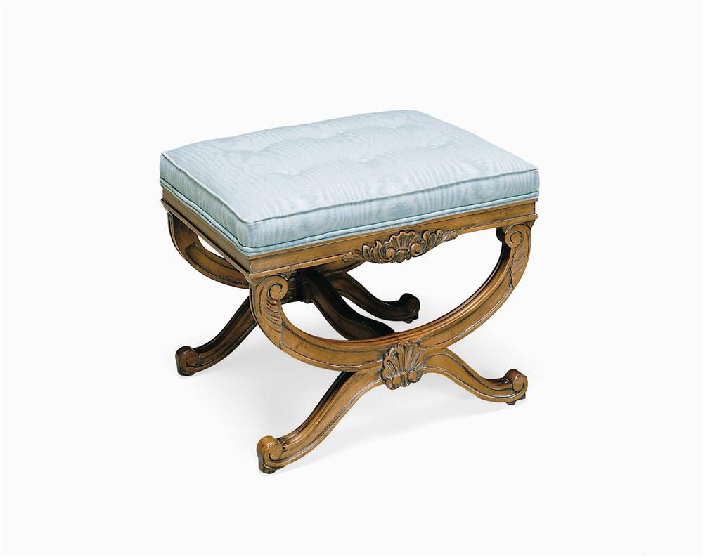 Century Chair French Footstool by Century at Baer's Furniture