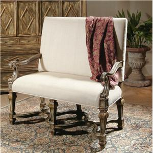 Century Century Chair Madera Settee