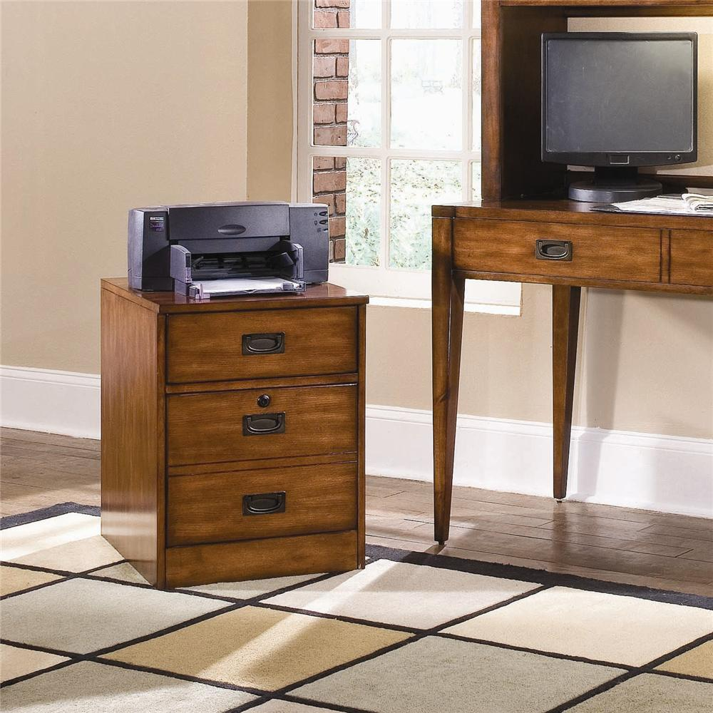 Danforth Mobile File by Hooker Furniture at Baer's Furniture