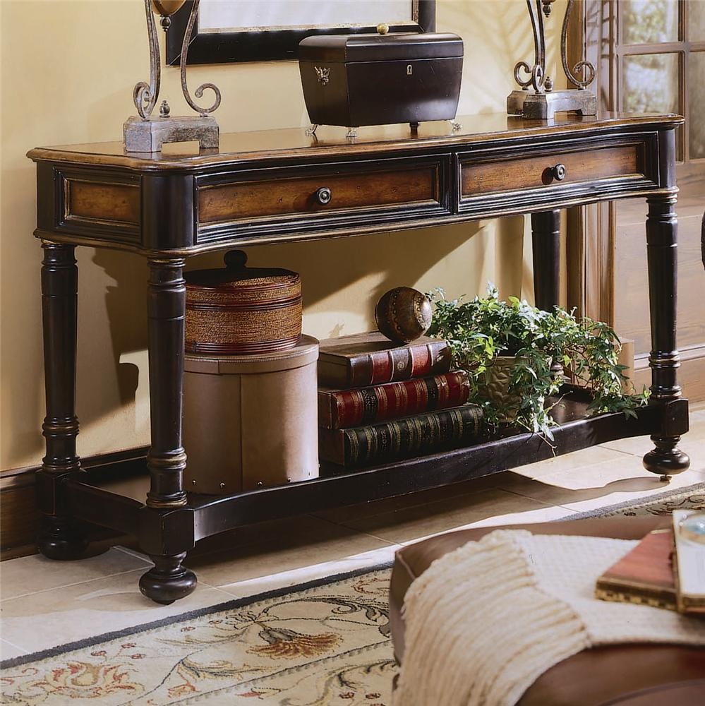 Preston Ridge Sofa Table by Hooker Furniture at Stoney Creek Furniture