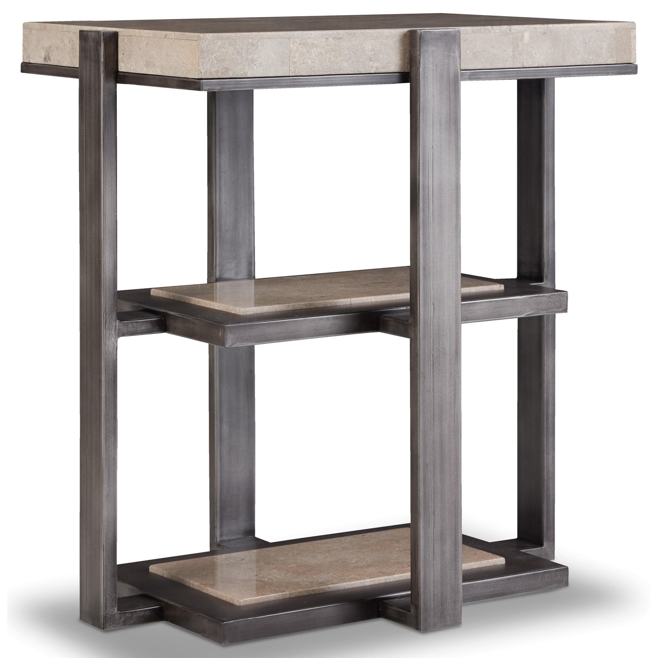 5533 Chairside Table by Hooker Furniture at Mueller Furniture