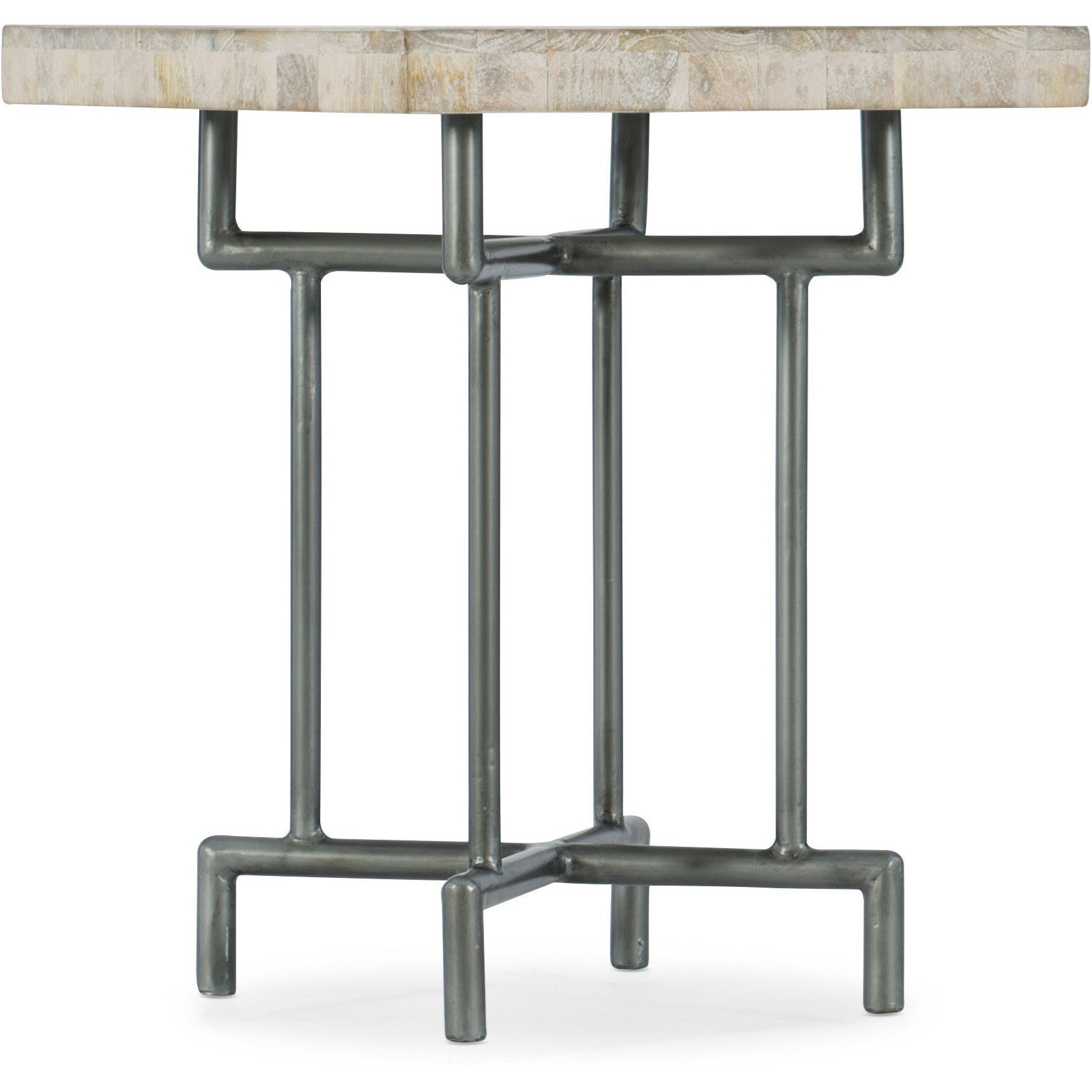 5560-80 Square End Table by Hooker Furniture at Stuckey Furniture