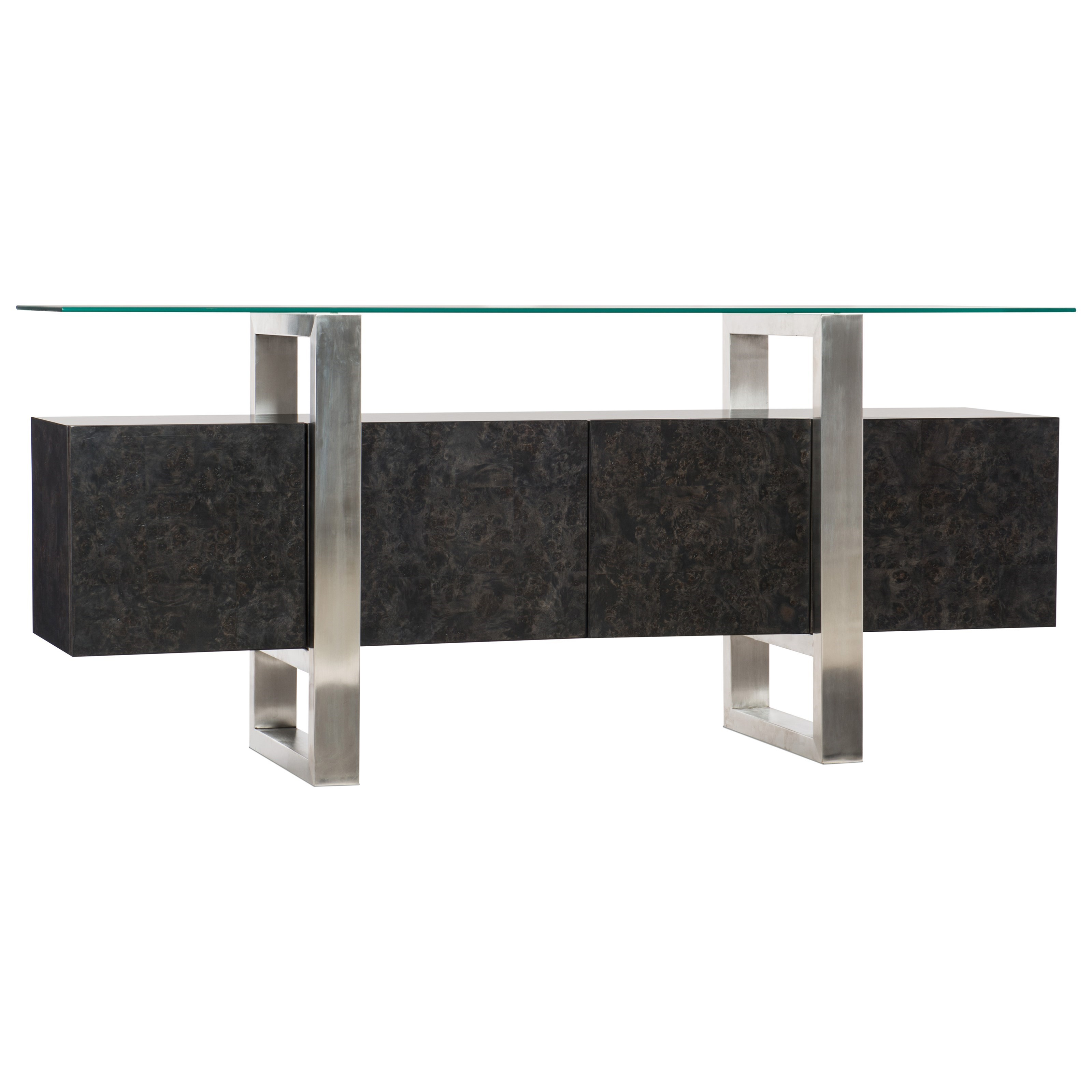 5585-50 Floating Console by Hooker Furniture at Gill Brothers Furniture
