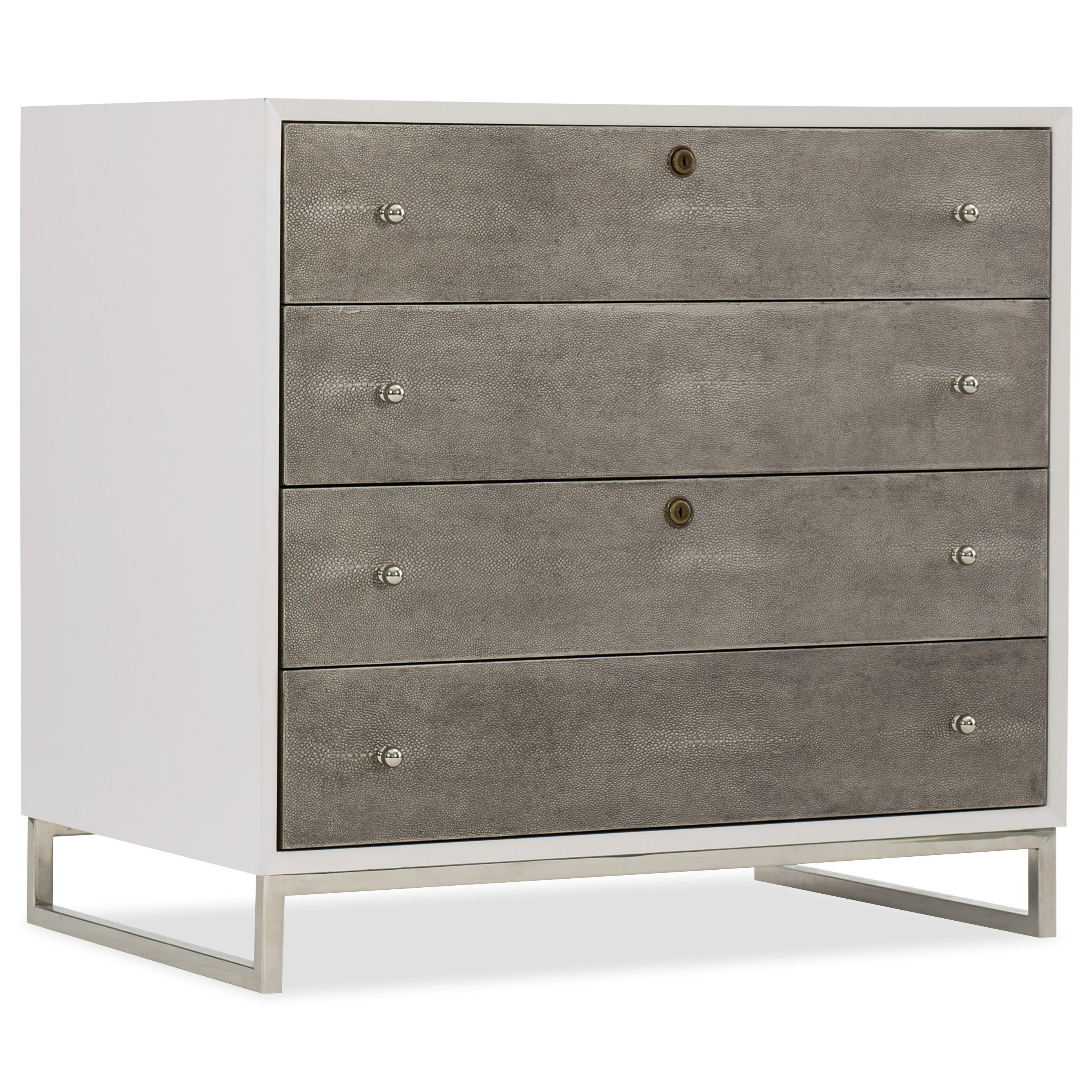 5622-10 Contemporary Lateral File by Hooker Furniture at Fisher Home Furnishings