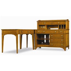 Hooker Furniture Abbott Place L-Shape Desk