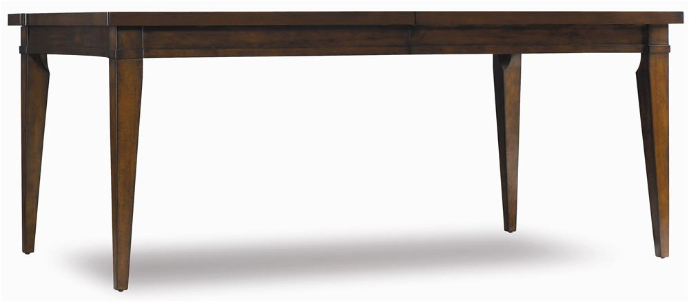 Abbott Place Rectangular Dining Table by Hamilton Home at Sprintz Furniture