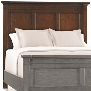 Hooker Furniture Abbott Place King-Cal. King Panel Headboard