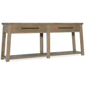 Casual 2- Drawer Console Table