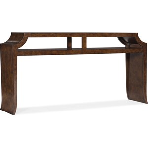 Transtional Console Table