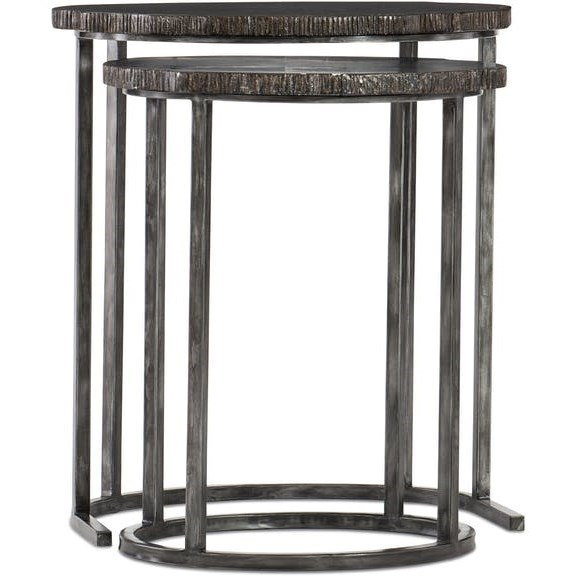 Living Room Accents Nesting Tables by Hooker Furniture at Fisher Home Furnishings