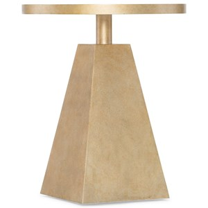 Pyramid Accent Table
