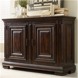 Hooker Furniture Living Room Accents 2-Door Console