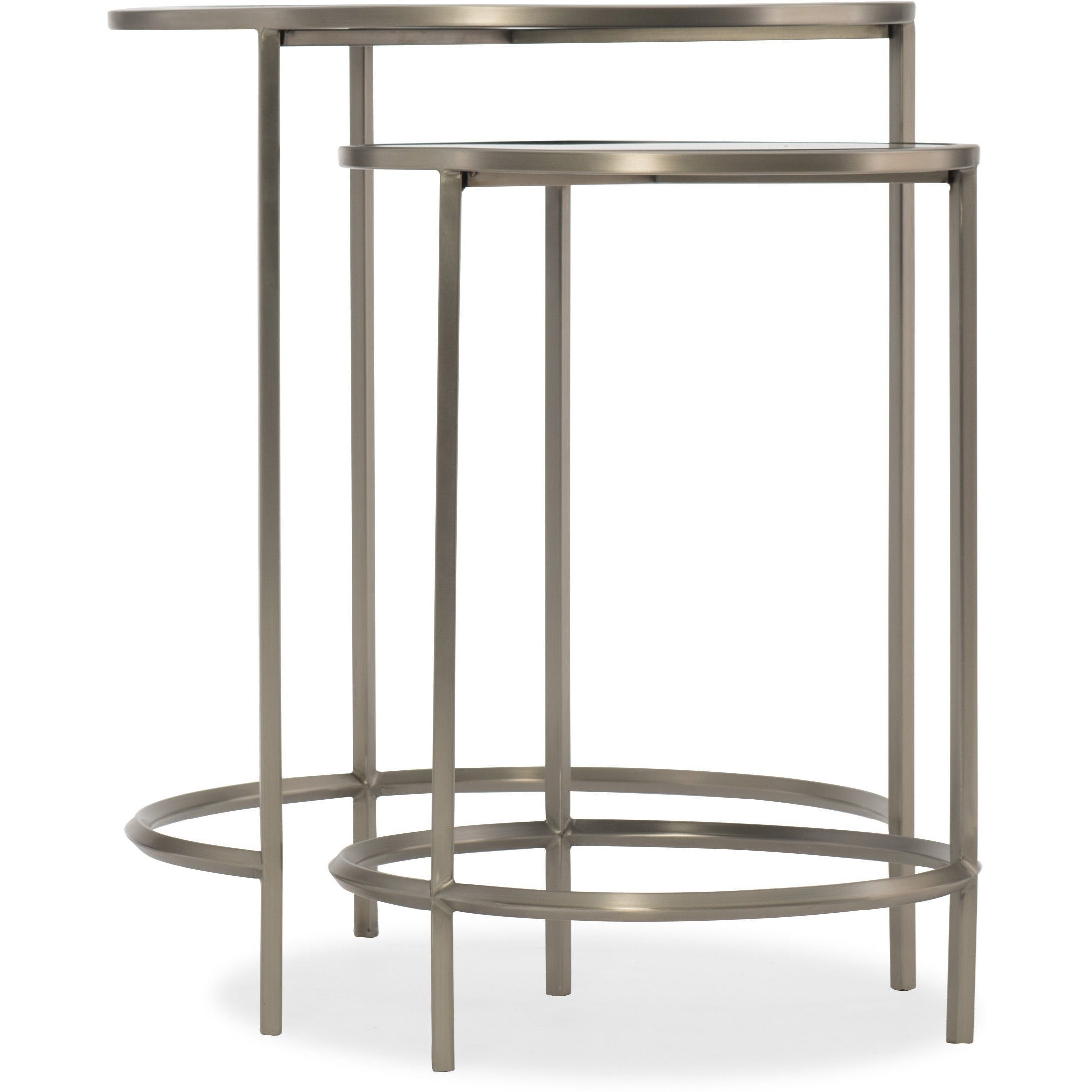 Living Room Accents Nesting Tables by Hooker Furniture at Powell's Furniture and Mattress
