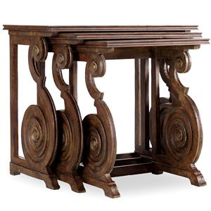 Hooker Furniture Adagio Nest of Tables
