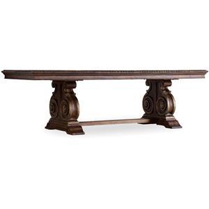 Hooker Furniture Adagio Rectangle Dining Table