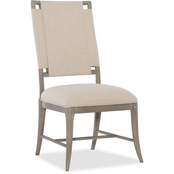 Affinity Side Chair by Hooker Furniture at Fashion Furniture