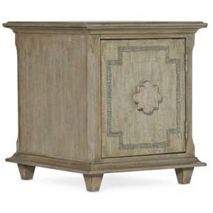 Poltrona Chairside Chest