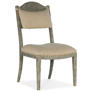 Aperto Rush Side Chair