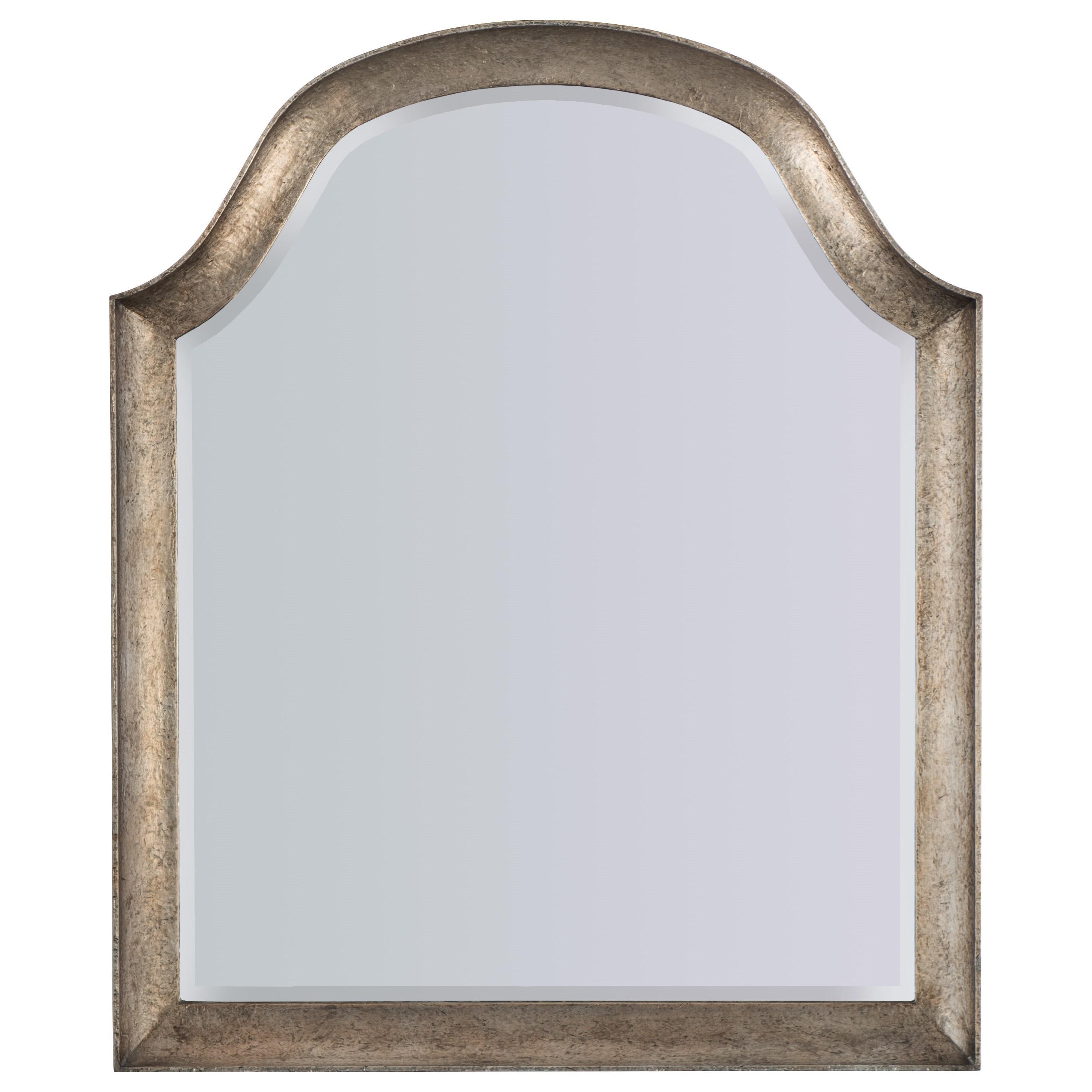 Alfresco Metallo Mirror by Hooker Furniture at Baer's Furniture