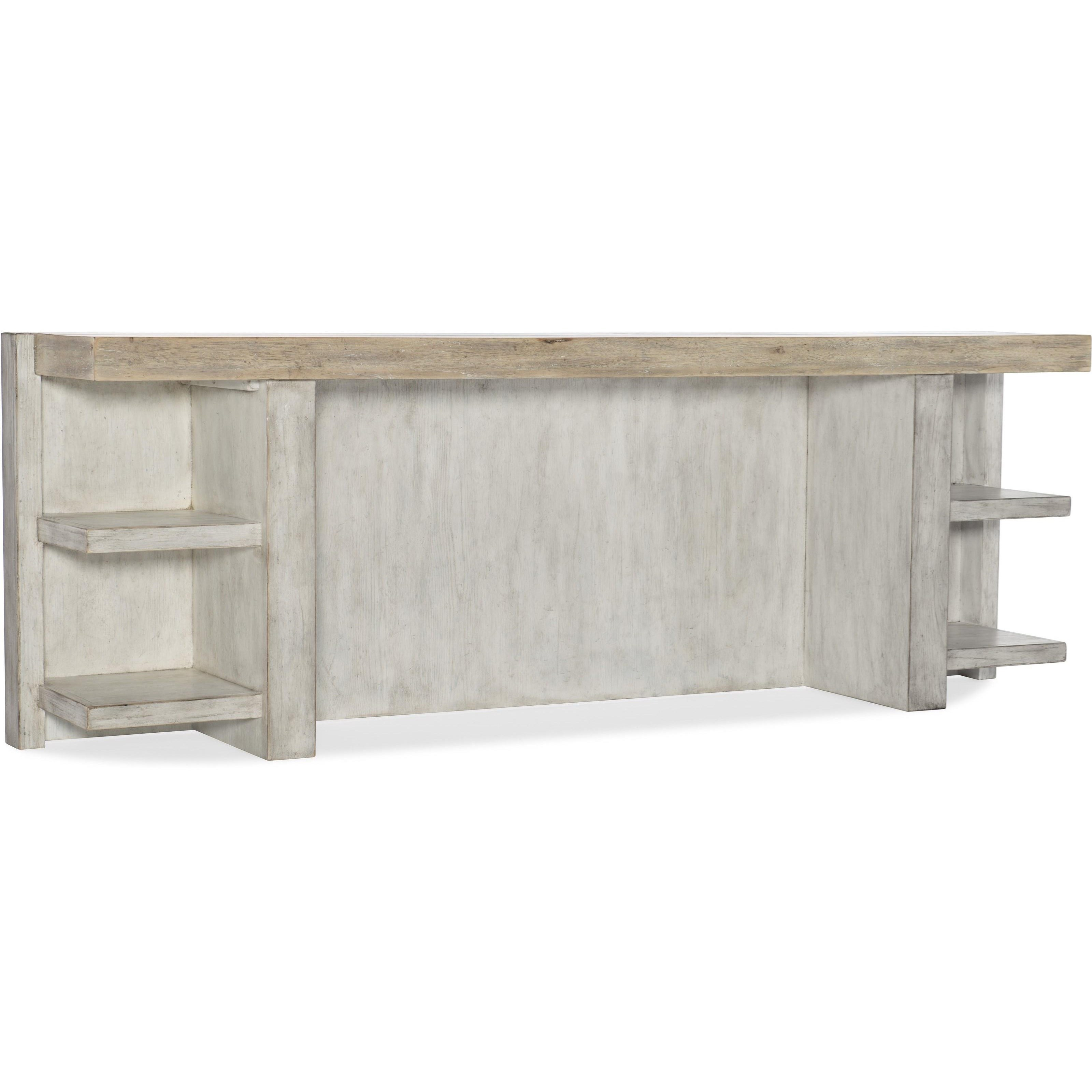 American Life-Amani Console Table by Hooker Furniture at Alison Craig Home Furnishings