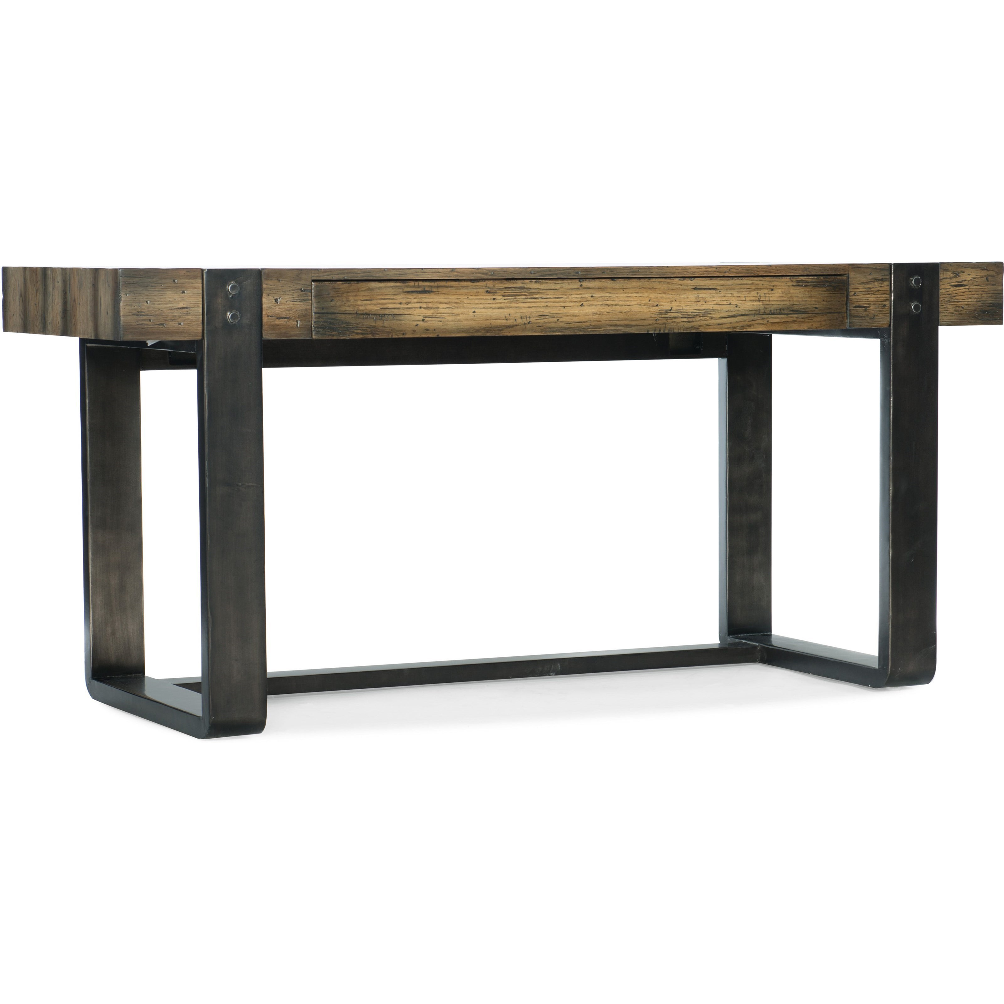 American Life-Crafted Leg Desk by Hamilton Home at Sprintz Furniture