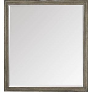 Rectangular Beveled Mirror