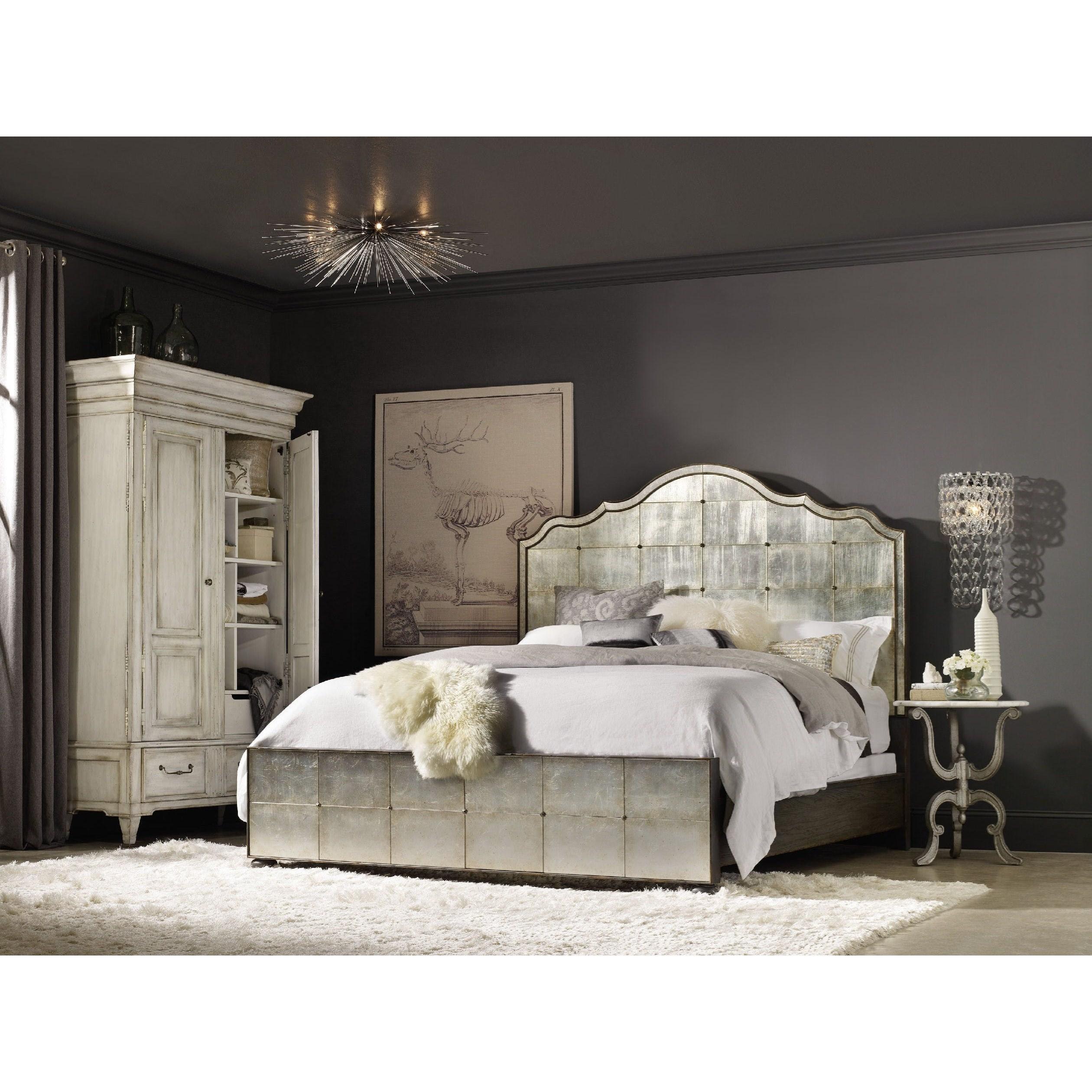 Arabella King Bedroom Group by Hooker Furniture at Baer's Furniture
