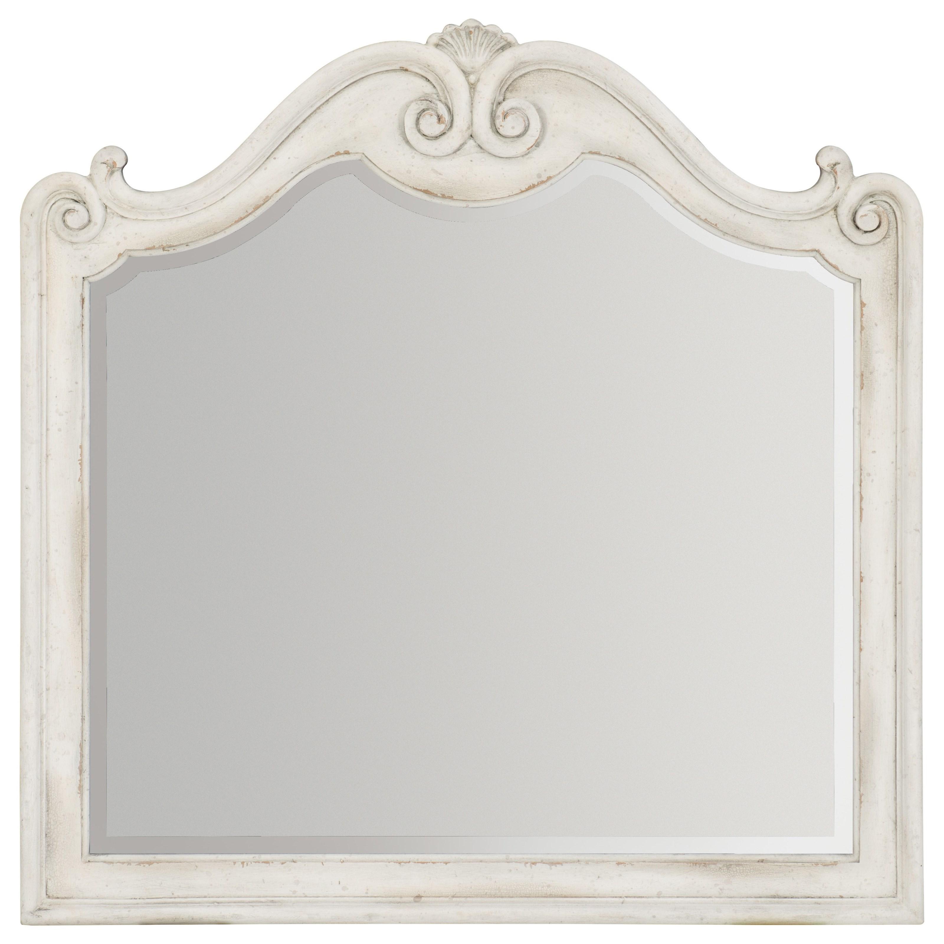 Arabella Mirror by Hooker Furniture at Miller Waldrop Furniture and Decor