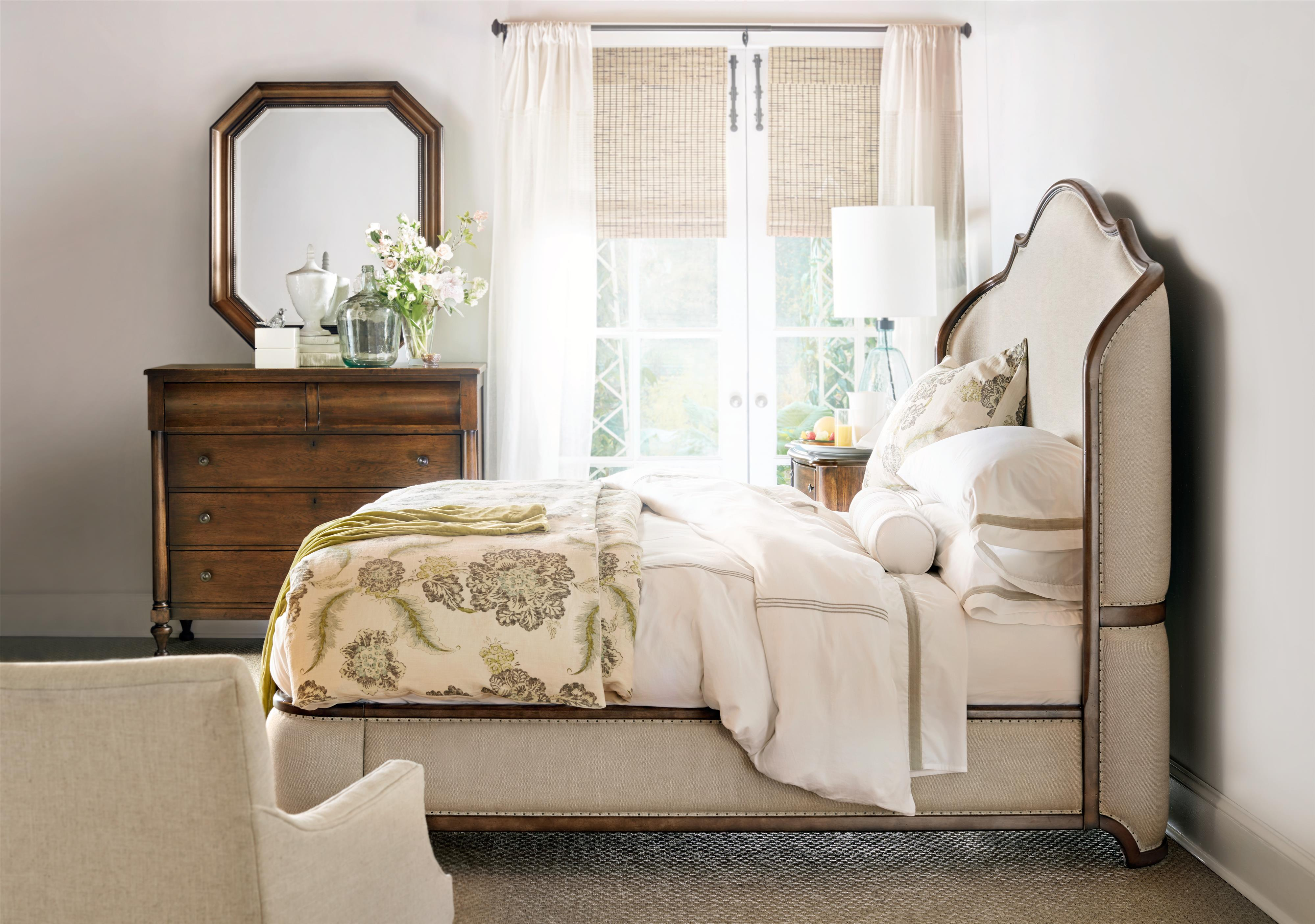 Archivist California King Bedroom Group by Hooker Furniture at Zak's Home