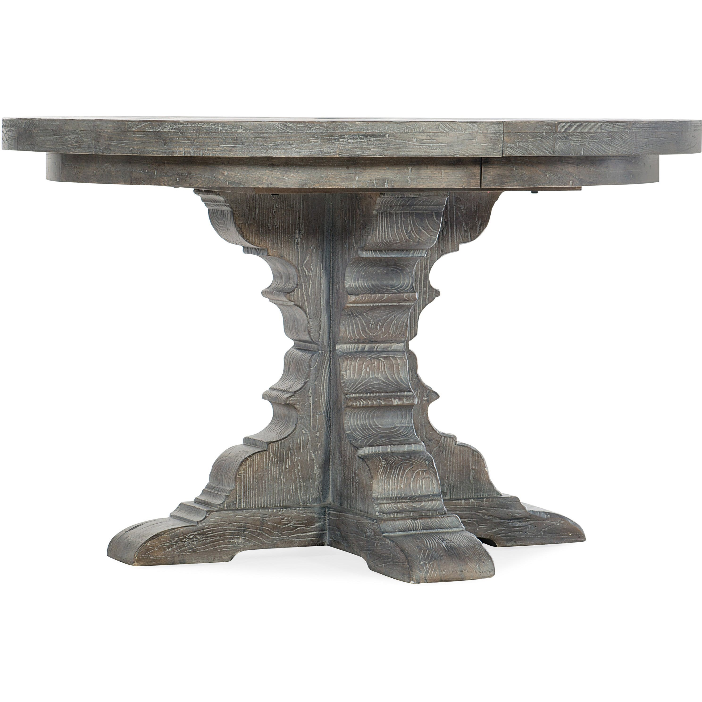 Beaumont Round Dining Table by Hooker Furniture at Baer's Furniture