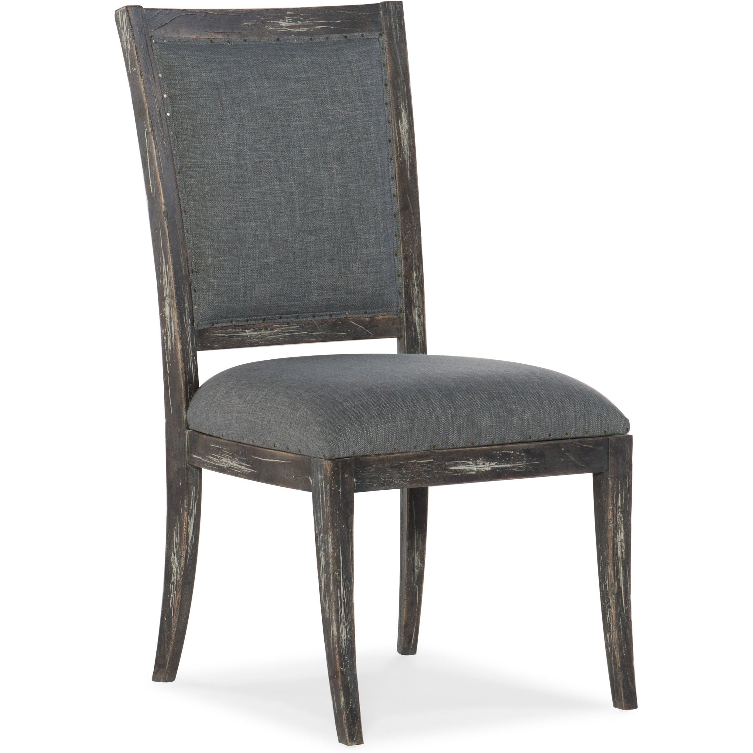 Beaumont Upholstered Side Chair by Hooker Furniture at Alison Craig Home Furnishings