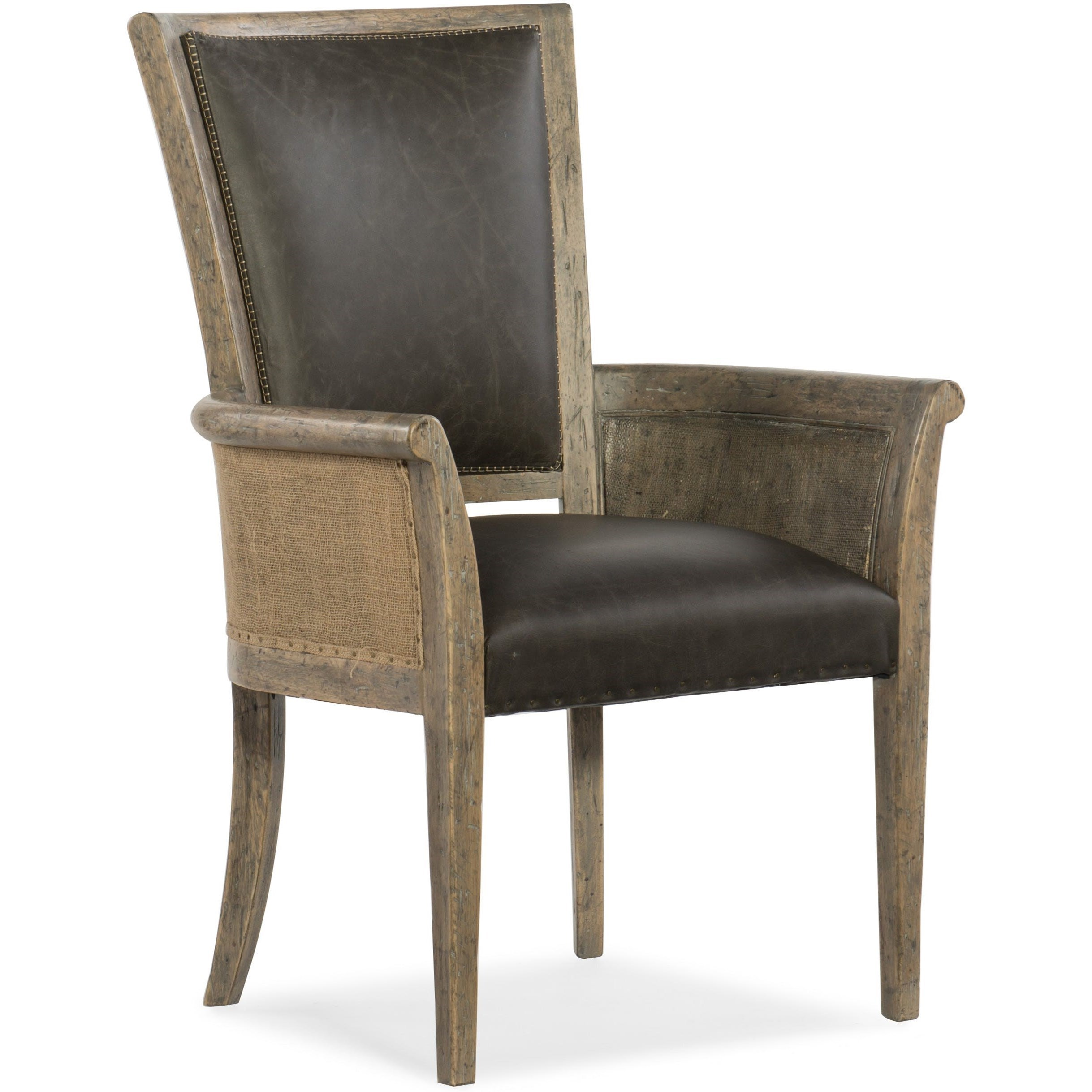 Beaumont Host Chair by Hooker Furniture at Baer's Furniture