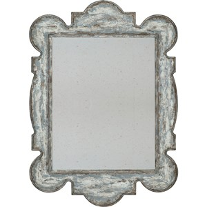 Relaxed Vintage Accent Mirror