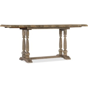 Adjustable Height Brasserie Friendship Table