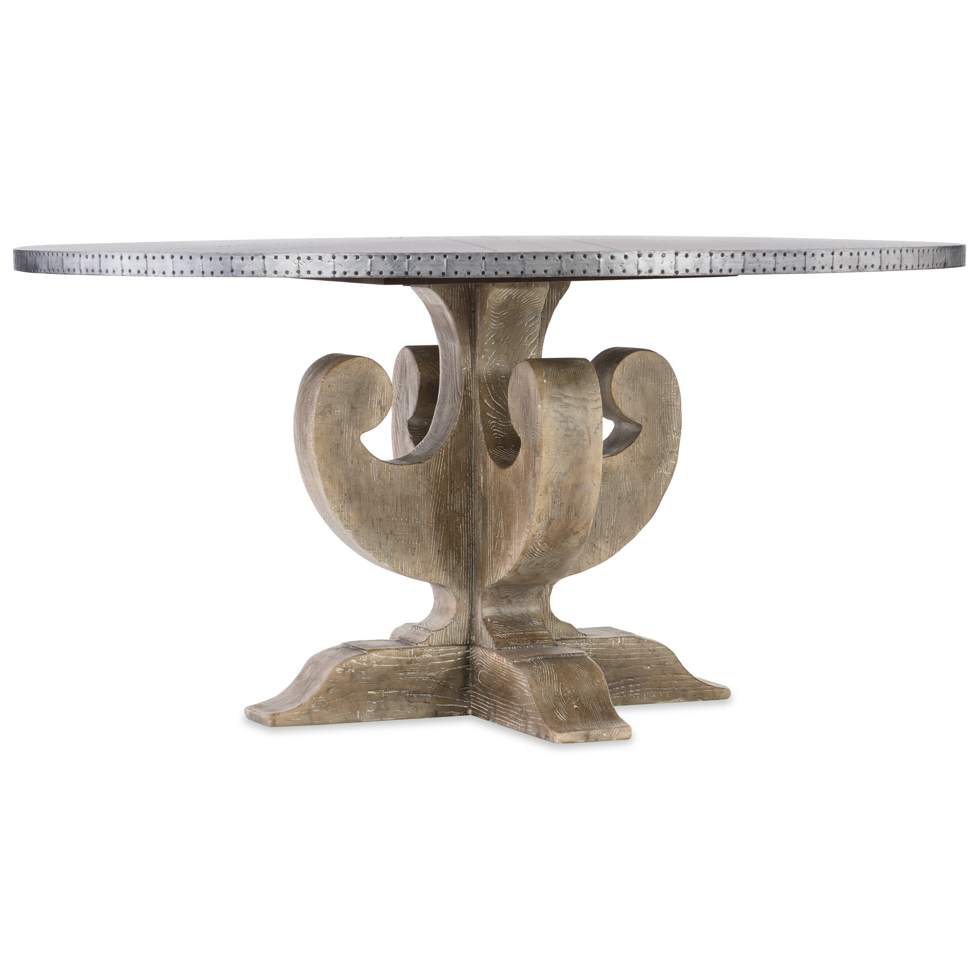 Boheme Ascension 60in Adjustable Height Table by Hooker Furniture at Baer's Furniture