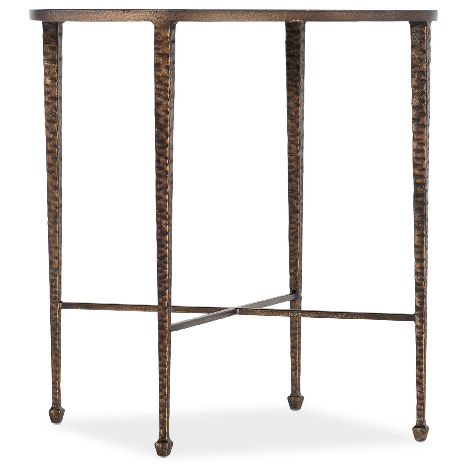 Boheme Liege End Table by Hooker Furniture at Stoney Creek Furniture