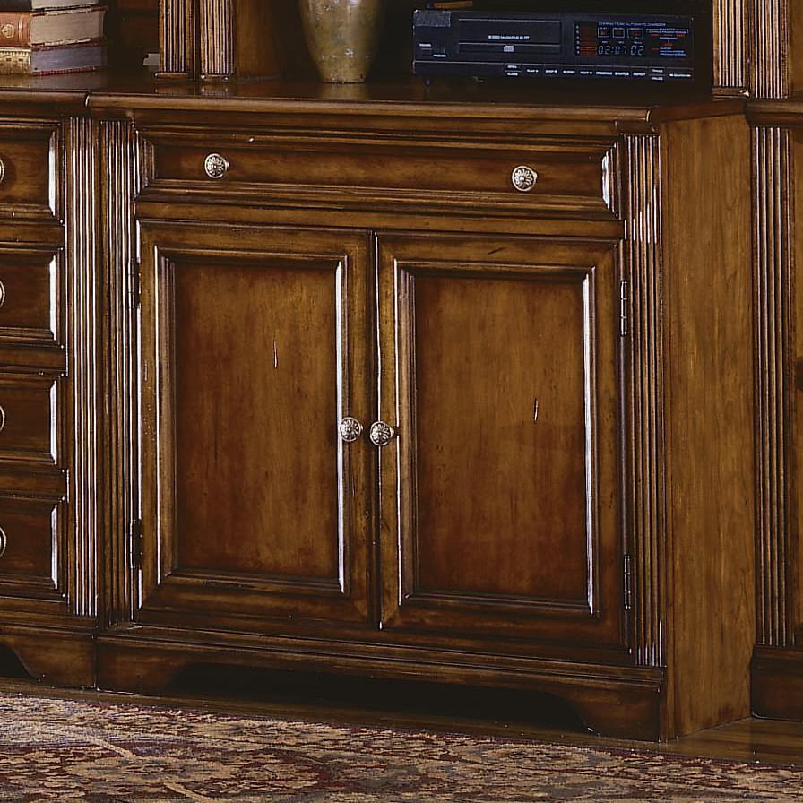 Brookhaven Computer Desk by Hooker Furniture at Furniture Barn