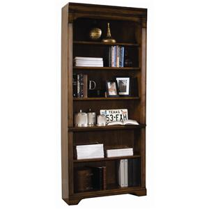 Tall Bookcase with Six Shelves