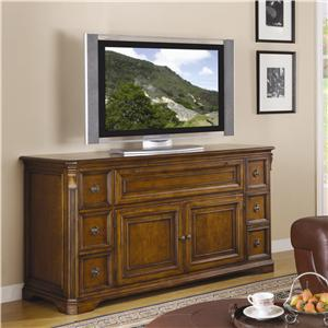 Hooker Furniture Brookhaven Entertainment Console
