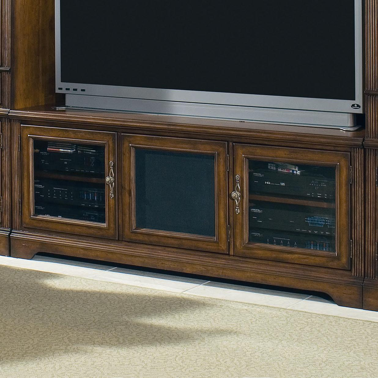 Brookhaven TV Console by Hooker Furniture at Zak's Home