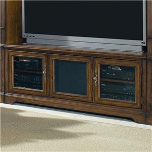 Three Door TV Console