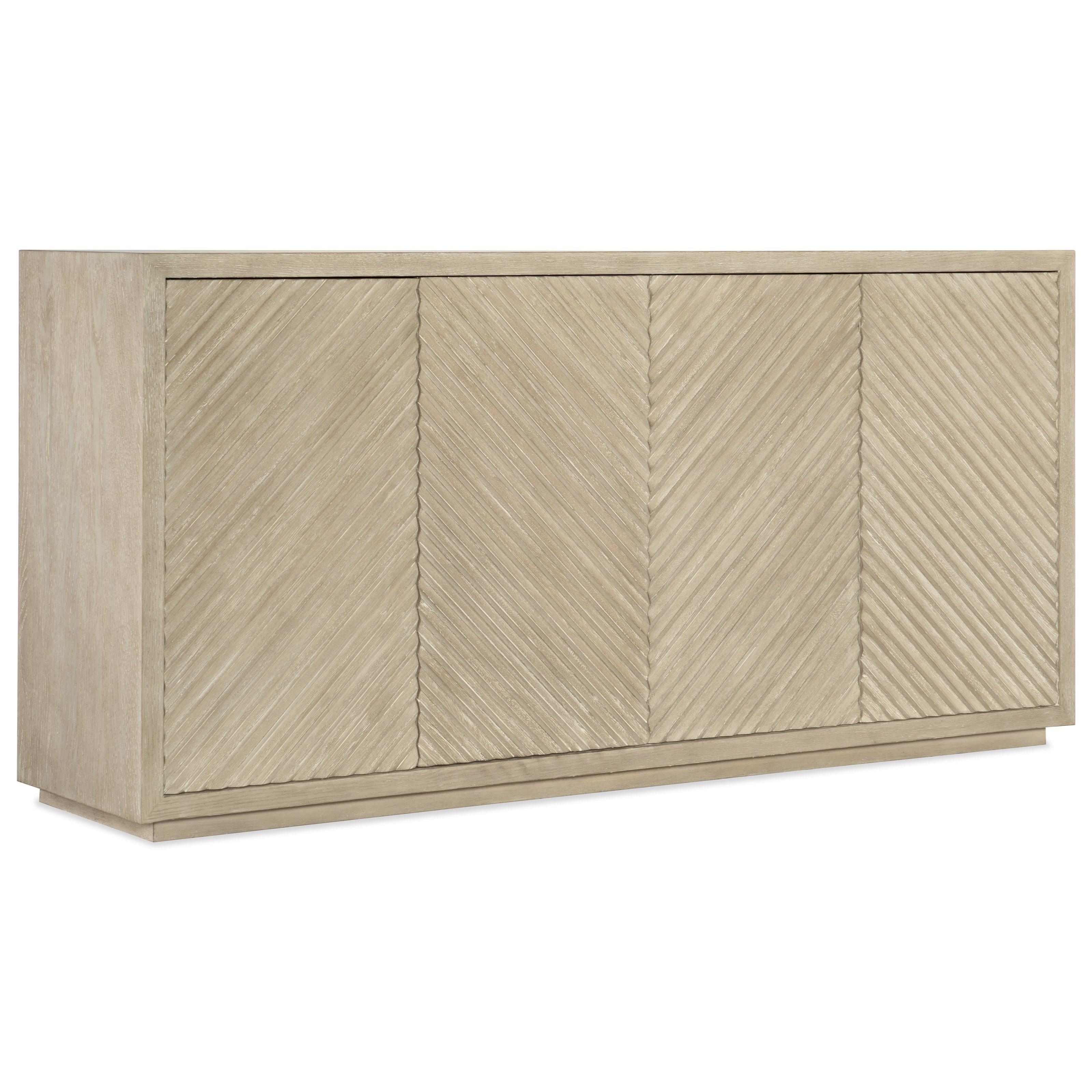 Cascade Server by Hooker Furniture at Baer's Furniture
