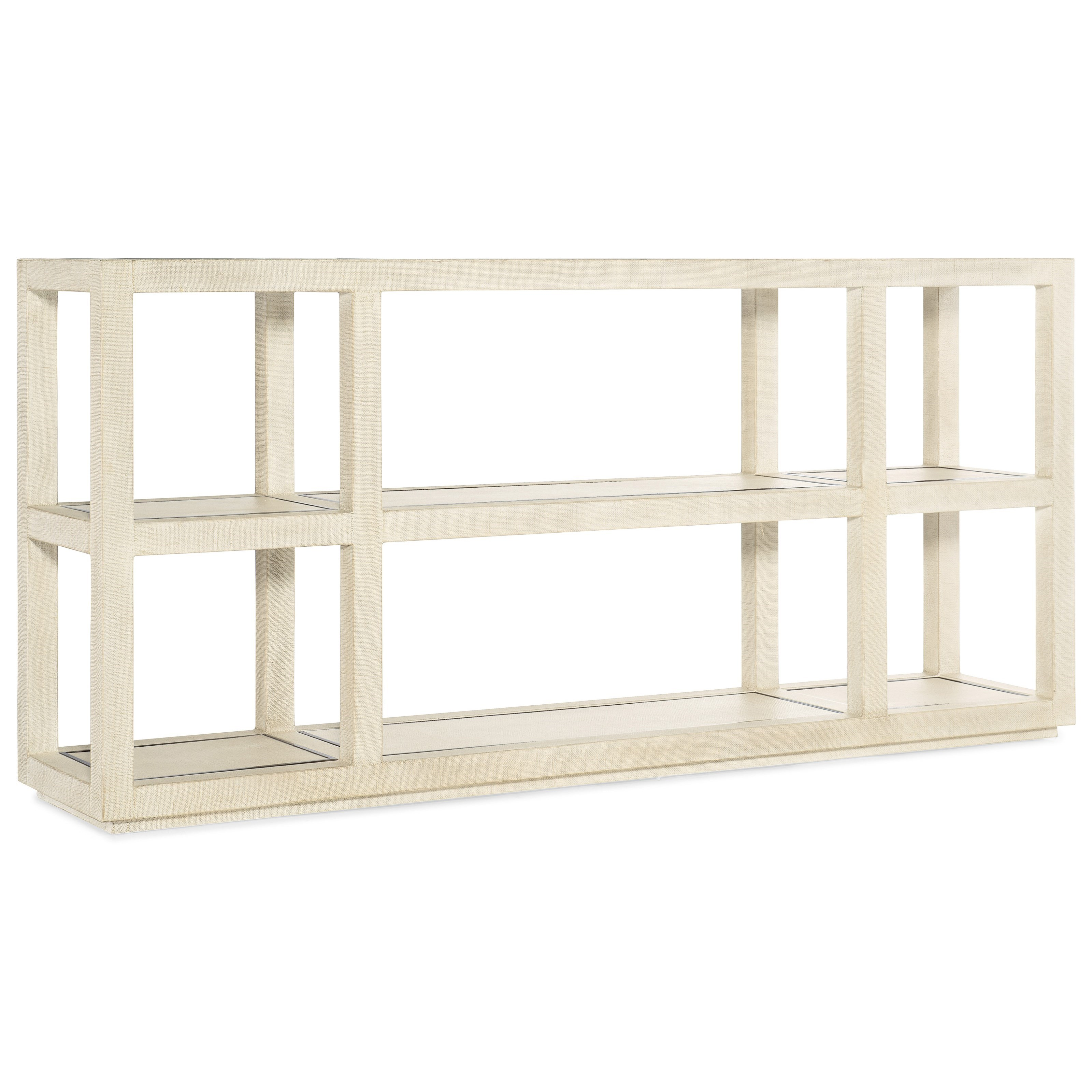 Cascade Console Table by Hooker Furniture at Baer's Furniture