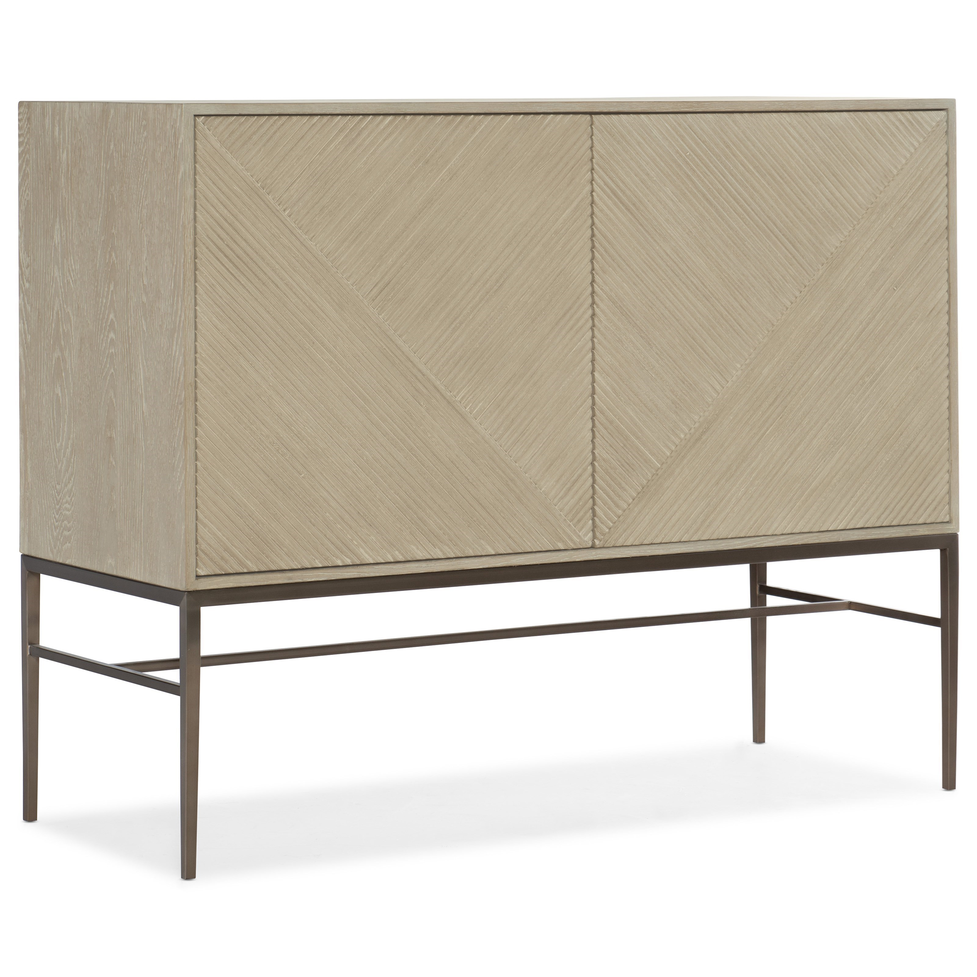 Cascade Credenza by Hooker Furniture at Miller Waldrop Furniture and Decor