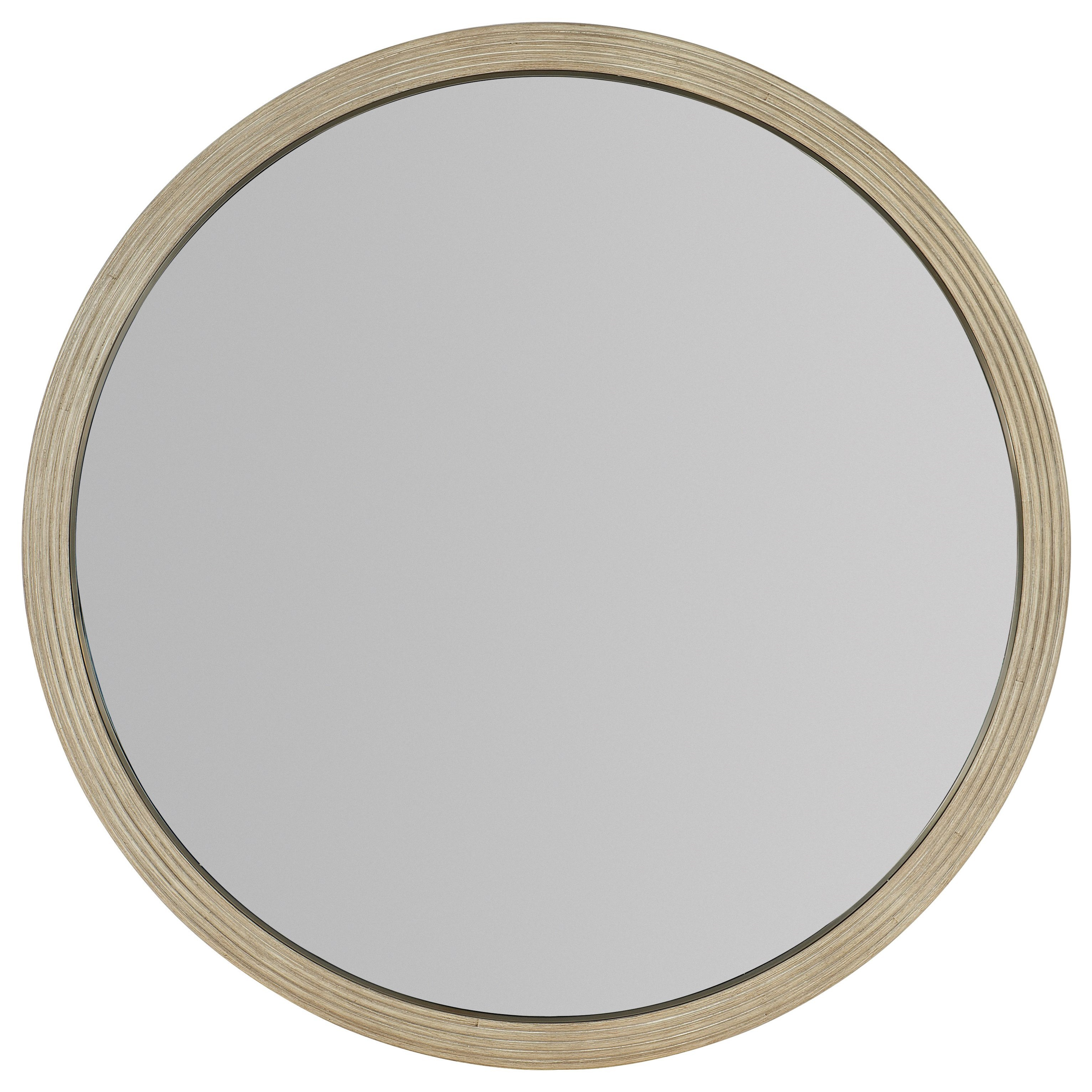 Cascade Mirror by Hooker Furniture at Miller Waldrop Furniture and Decor