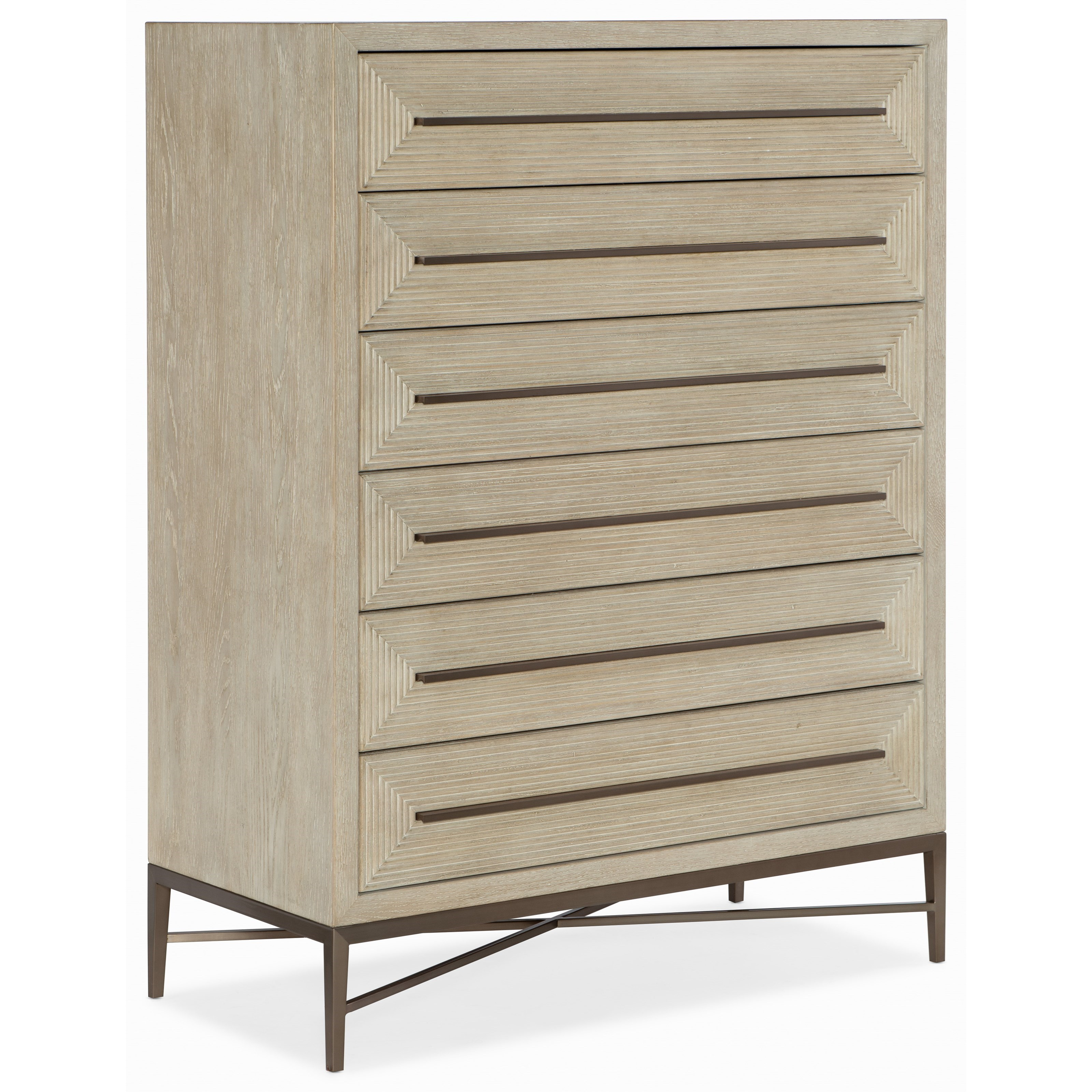 Cascade Drawer Chest by Hooker Furniture at Stoney Creek Furniture