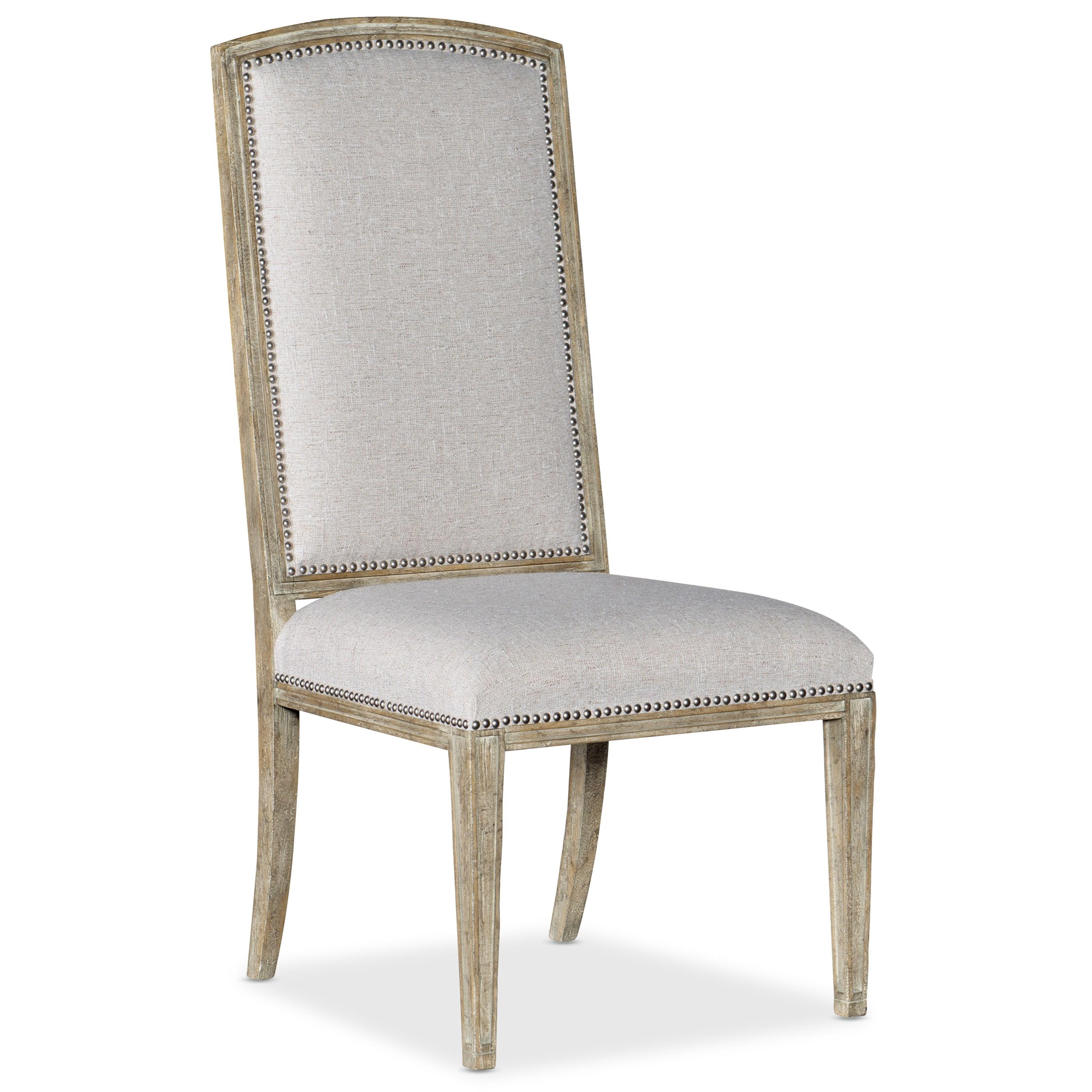 Castella Upholstered Side Chair   by Hooker Furniture at Baer's Furniture