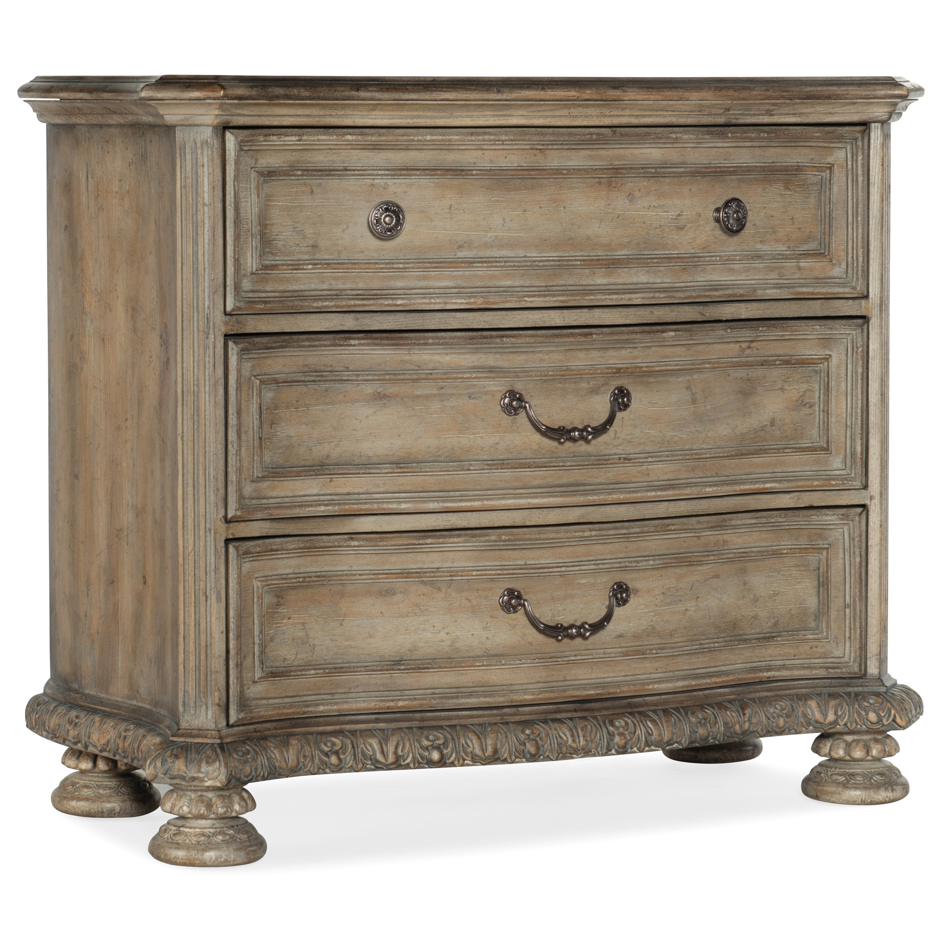 Castella Bachelors Chest by Hooker Furniture at Baer's Furniture